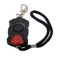 2018 Newest Arrival Multi Function Personal Security Alarm with LED Key Chain Hanging Belt Clip