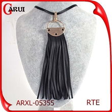Garment accessories for women jewelry fashion long necklaces from india
