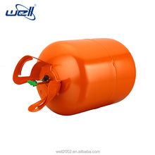 22.4L Disposable Helium Tank Filled Pure Helium