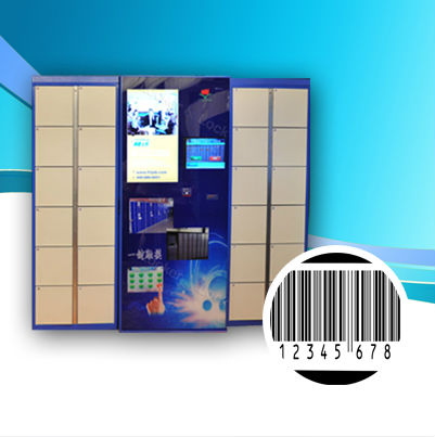 Bar Code Operated Electronic Locker