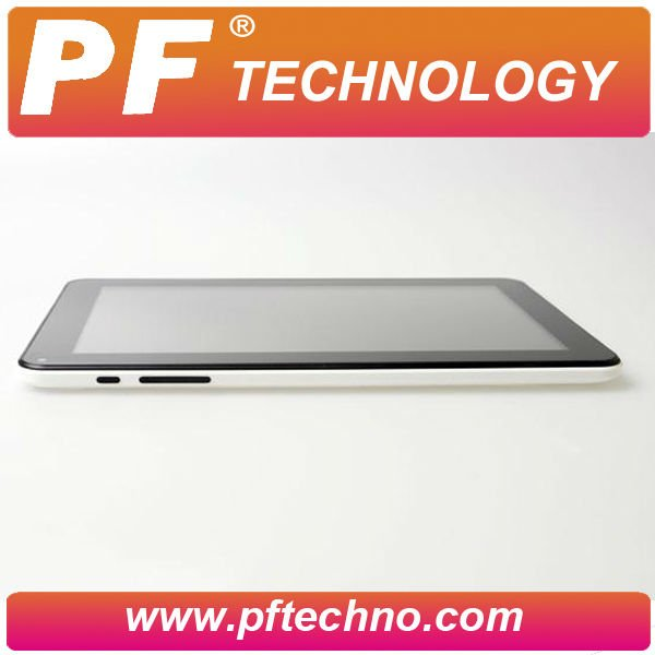 tablet pc 9-inch ALLWINNER BOXCHIP A13, + multi-point capacitive screen + 16:9 widescreen + Camera + WIFI + Tablet PC