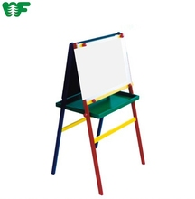 High Quality Newest Kids Painting Wooden Easel Stand