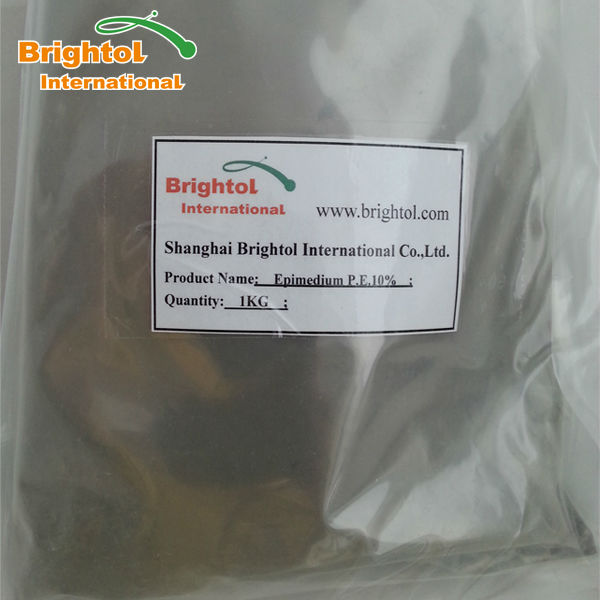 High purity icariin/ horny goat weed/ epimedium