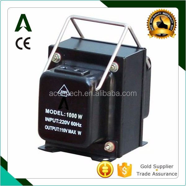 TC step up & down transformer ac step down transformer step up transformer 110v 220v