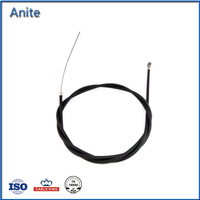 High Quality 57 Inch Steering Cable For Royal Enfield Motorcycle Clutch Brake Cable
