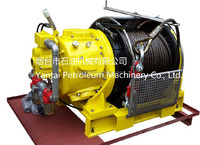 JQH100*12series 10tons cheap winch/construction used winch for sale/used capstan winches for