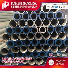 erw mild steel hot dipped galvanized hollow section pipe for table
