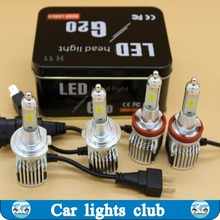 High Power Car Led Headlight H4 H7 Car Led Headlight Led Canbus Light