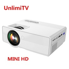 [Hot-selling] Factory selling mini video multimedia HD lcd led home cinema projector