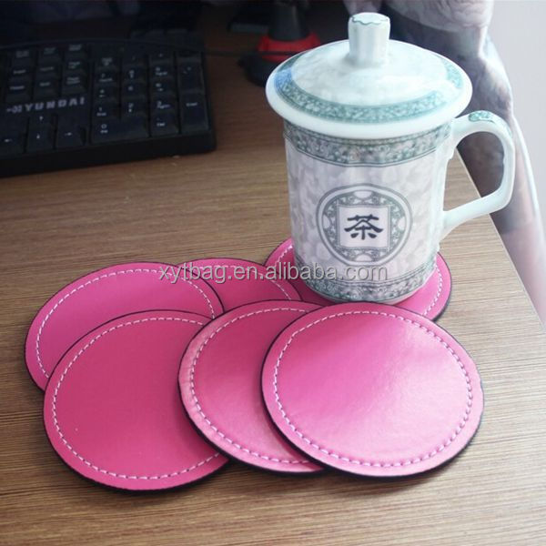 Promotional Gifts Round Tea Cup Coaster