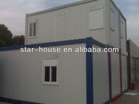 low cost modern mobile container house building design