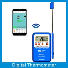 MS-W83A300 Wireless Digital Thermometer with Bluetooth
