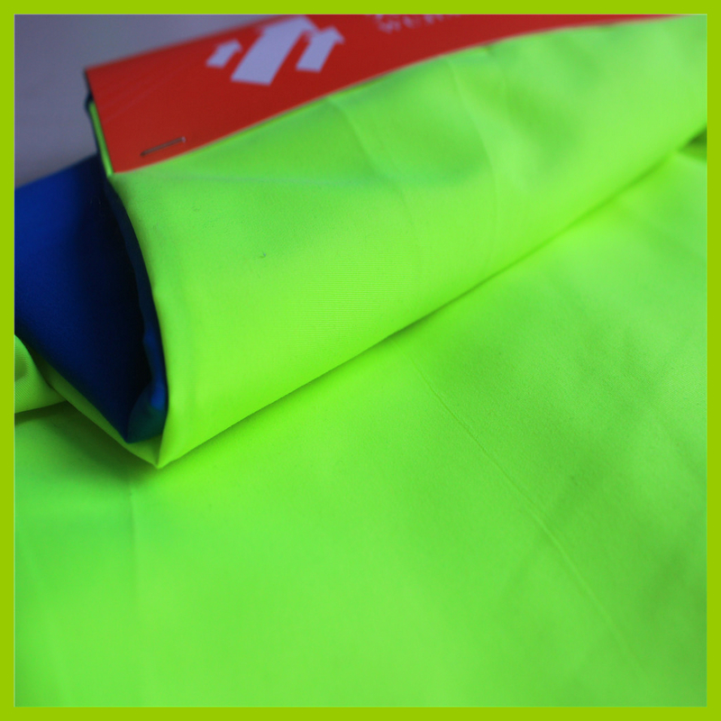 new glow in the dark fluorescent pongee fabric manufacturer for night clothes