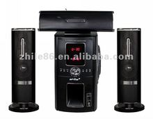 3.1ch 6.5 inch subwoofer home theater speaker system