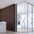 High quality aluminium office Glass walls partitions