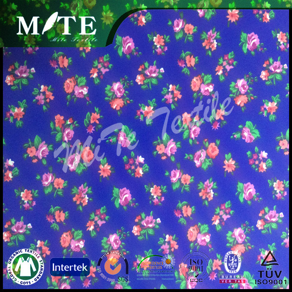 five star level minimatt printed fabric