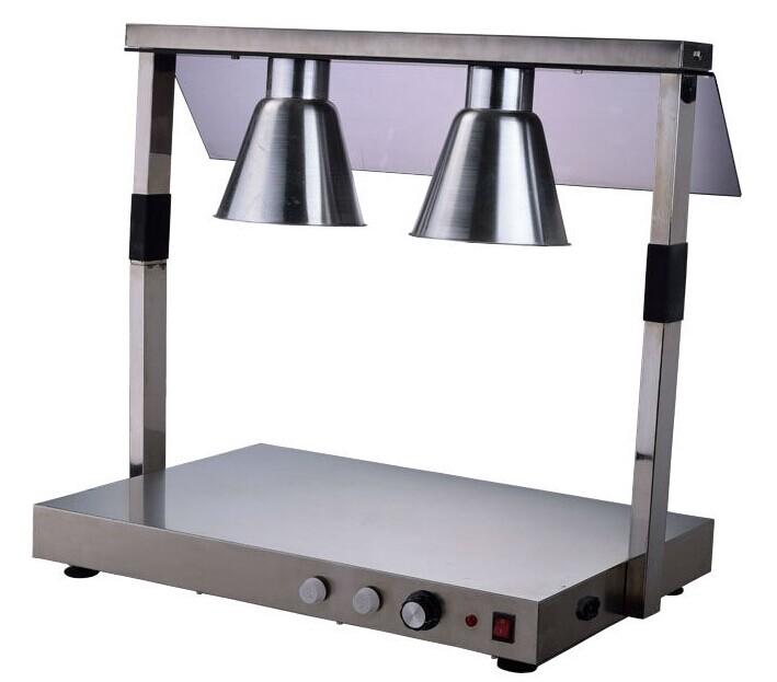 Infrared Kitchen Food Heat Lamp