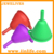 China housewares new product silicone mini funnel