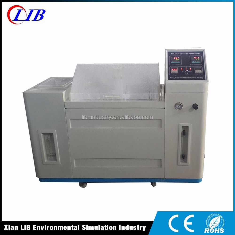 Lab Salt Spray Corrosion Test Cabinet