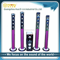 5.1 tower home theater speaker wholesale in factory price home theater sound systems speaker