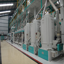 AMCT20TPD Automatic complete rice mill machinery price
