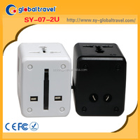 Drop ship services provided universal travel adapter multi adapter