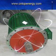 500kw 250rpm Waterproof Longlife IP44 Low Rpm Neodymium synchronous Hydro Electric permanent magnet Generator
