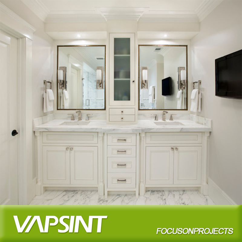 Modern bathroom vanity cabinet made in China