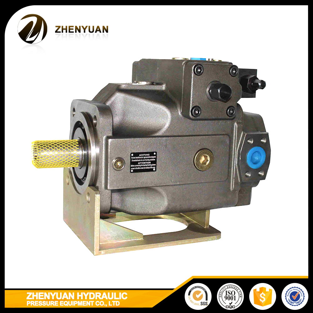 High quality machine grade hydraulic radial plunger pump