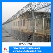 High quality CBT-65 Razor Barbed Wire/Razor Blade Wire(anping factory)