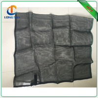 HDPE MESH BAG FOR PROTECTION DATE PALM TREE MESH BAG