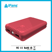 12000mah mobile power supply for iphone/samsung/htc