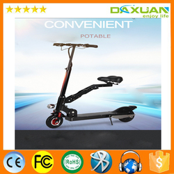 Folding Lithium battery Smart Electric Self Balancing Scooter light portable 2 Wheels Balance Scooter