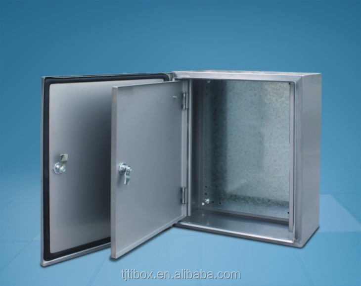 wall mount Stainless Steel Enclosure Distribution Box metal control box electrical box cabinet