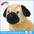 Lovely dog plush toys in selling