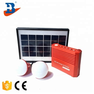 China portable mini home power solar system for sale