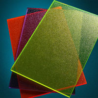 High Hardness Transparent Cast Acrylic Sheet