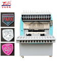 automatic silicone pvc labeling dropping machine