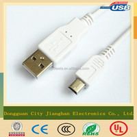 in stock and top salable mini usb OEM cable