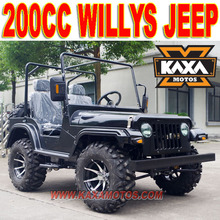 Adults 200cc Mini Willys Jeep for sale