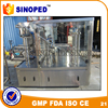 Automatic Rotation Type Liquid Filling Machine