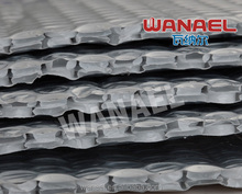 Metalized aluminum double bubble insulation/building heat insulation materials/Guangzhou China supplier