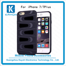 [kayoh]printing design your own phone case for iphone 7, TPU / PC custom design case for iphone 7 sublimation phone case