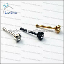 fancy nose ring jewelry nose stud body piercing jewelry