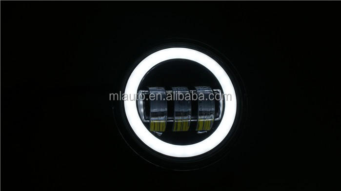 auto accessories fog light 5.75inch 30w 1440LM Motorcycle for truck Led headlight fairing