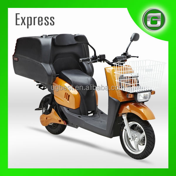 UGBEST EEC 3000w electric motorcycle for delivery , 60v removable lithium battery