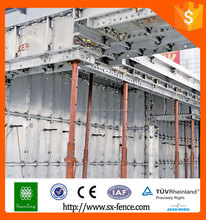 2016 hot sale construction formwork/aluminum alloy formwork system/accessory prop fastening system