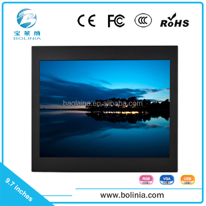 China wholesale websites 9.7 inch touch screen LCD monitor for car pc