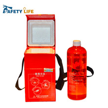 Japanese Fire Extinguisher Fire Protection Handy Extinguishing Agent