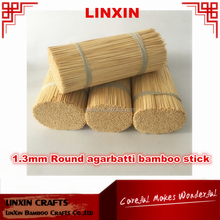 2016 Round Bamboo Sticks For Making Incense